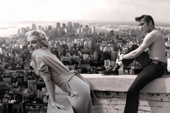 Marilyn-Elvis